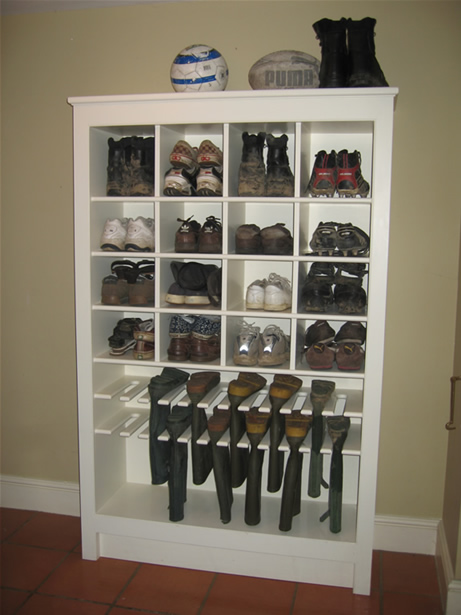 the boot rack company gallery page. Black Bedroom Furniture Sets. Home Design Ideas